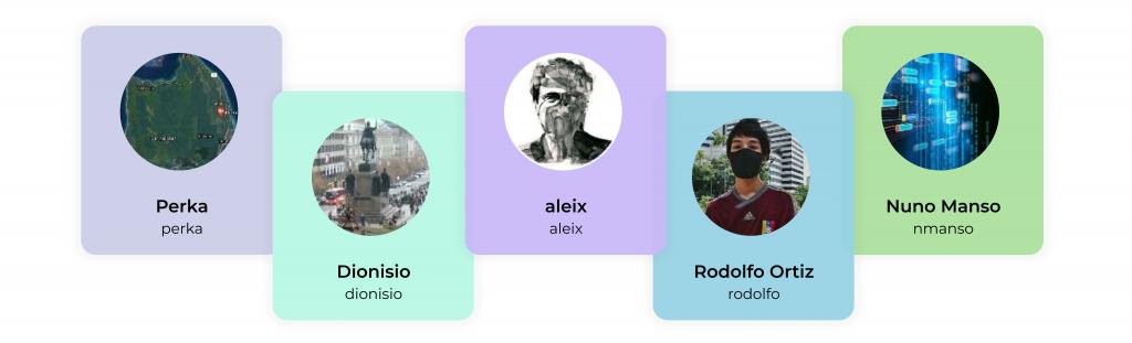 Alpha users