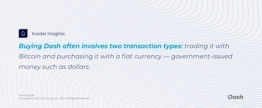 Dash Crypto Insights